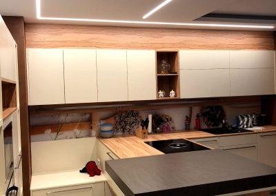Lichtgestaltung, Dachbodenausbau - Eker Trockenbau 1