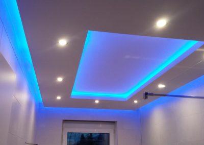 Lichtgestaltung, Dachbodenausbau - Eker Trockenbau 2