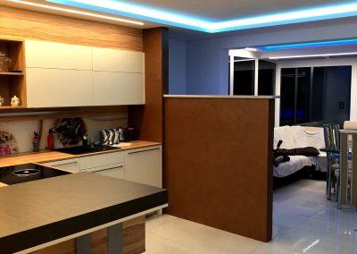 Lichtgestaltung, Dachbodenausbau - Eker Trockenbau 3